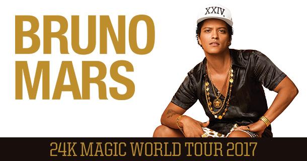 Bruno Mars Tour Minneapolis Mn
